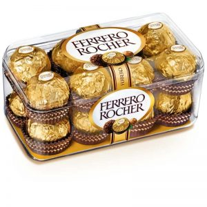Ferrero Rocher (16 Pieces Box)